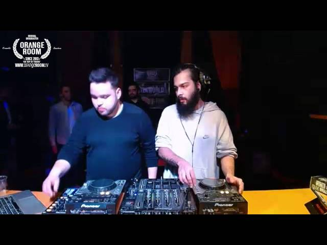 Orange Room Porto w/ Reservoir Dogz, Full Techno Set Live from Porto Studio Episode 112, Part 2