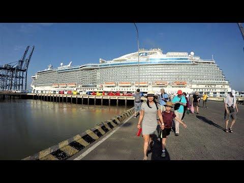 Phu My Ho Chi Minh City Cruise Terminal Port Tour & Info (4K)