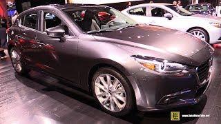 2017 Mazda 3 - Exterior and Interior Walkaround - 2017 Detroit Auto Show