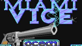 Miami Vice theme music remix (C64 SID)