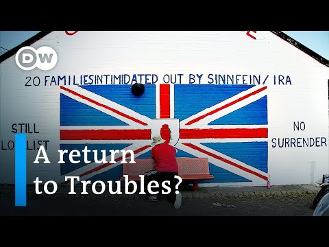 Post-Brexit border reignites tensions in Northern Ireland |