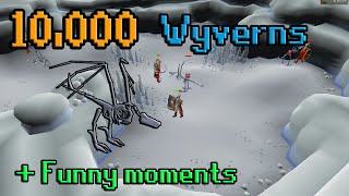 10k Wyverns - Loot from + Funny moments