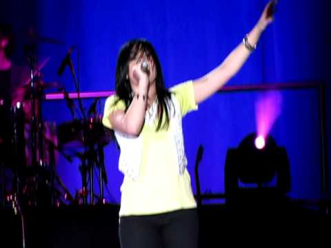 Demi Lovato  Here We Go Again  Atlantic City NJ 11109
