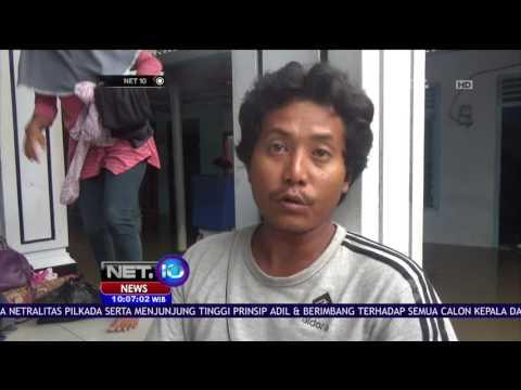 Banjir Tak Kunjung Surut, Warga Mojokerto Mulai Mengungsi - NET10