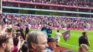Aston Villa vs Wigan 2018