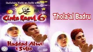 Judul : thola'al badru vocal haddad alwi & sulis album cinta rasul 6 tahun 2004 music mp3