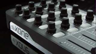 Xone:K2 - Professional DJ MIDI Controller Overview