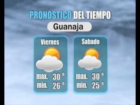 Estado del tiempo hoy viernes sabado youtube for Pronostico del tiempo accuweather