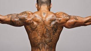 Видеоурок Как накачать мышцы спины  Тяга верхнего блока