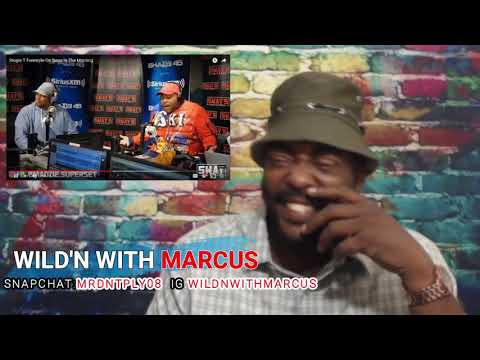 STOGIE T SWAY IN THE MORNING FREESTYLE REACTION CONCRETE BARS WOOW