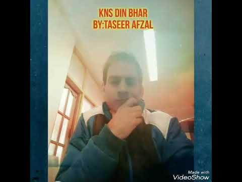 KNS DIN BHAR 1 March by Kashmir online radio 97.7 FM