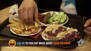 squishy food vs real food