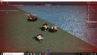 ROBLOX Rom XII vs UC Runde 3