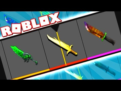 GETTING THE NEW MYTHIC IN ROBLOX ASSASSIN!!