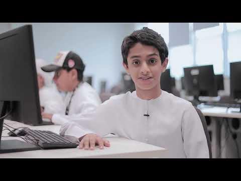 مقتطفات من تخريج منتسبي برنامج المبرمج الإماراتي المتقدم - العين 2019