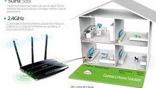 Qual o melhor modem roteador wifi wireless mais rápido? Tplink  Td-w8980 ac 1750 Asus