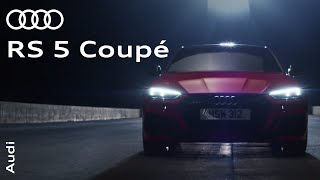 The new Audi RS 5 Coupé - The Ultimate Demo