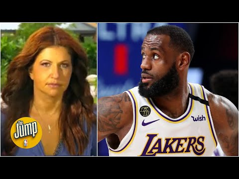 Will the Lakers' long rest be a huge advantage in WCF? | The Jump