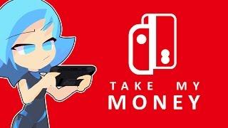 Nintendo Switchurry | Nintendo Switch Parody