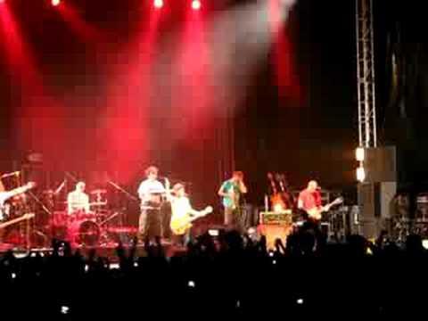 Manu Chao Arena Pula - Bienvenida A Tijuana