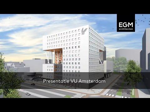 Presentatie VU Amsterdam