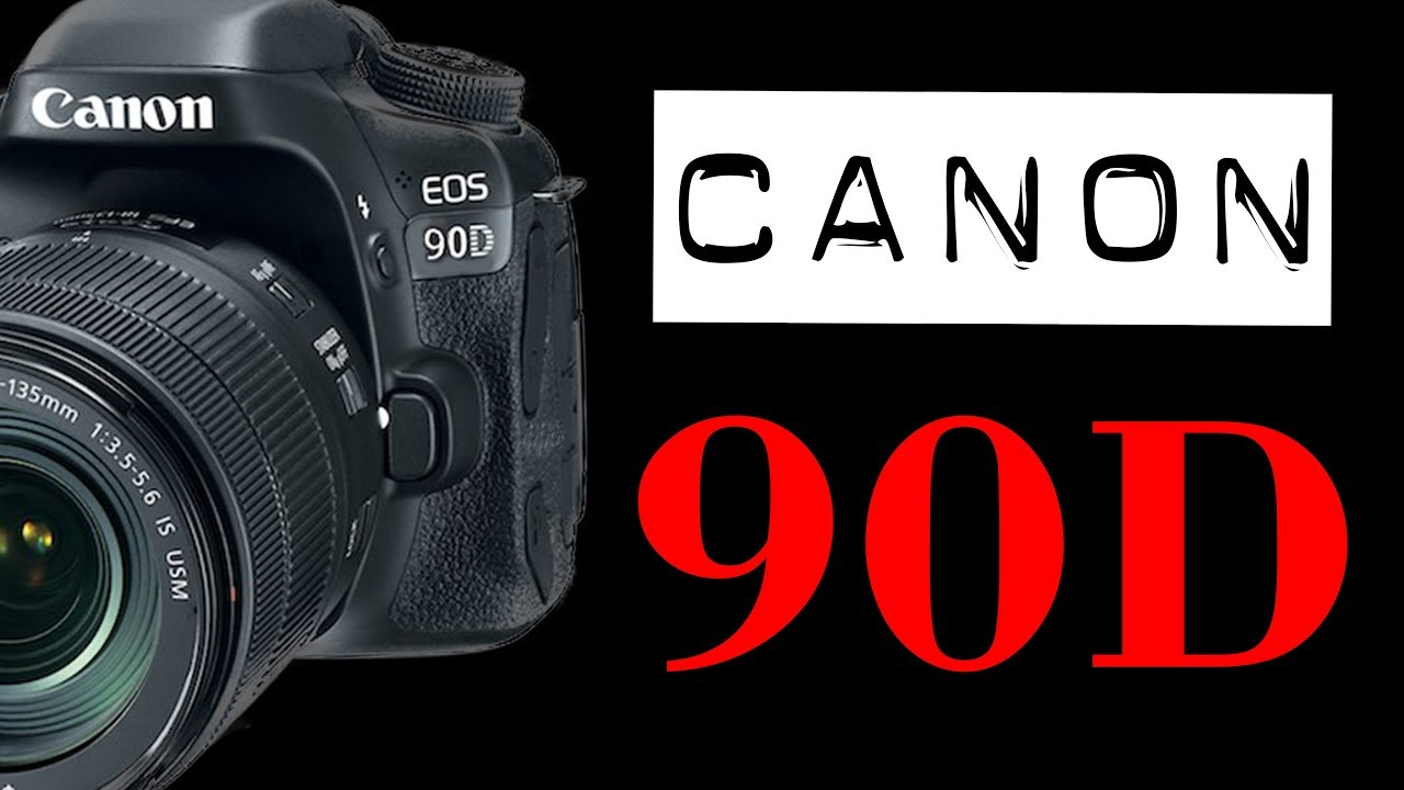 Repeat Canon 90d is Coming! - Expectations and Rumors by
