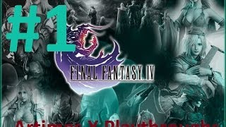 Final Fantasy IV Complete: Walkthrough [Part 1] - Prologue