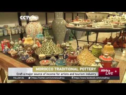 A thousand years of Moroccan pottery
