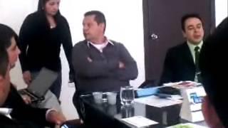 ENCUENTRO DE ALCALDES  DE  LA PROVINCIA.