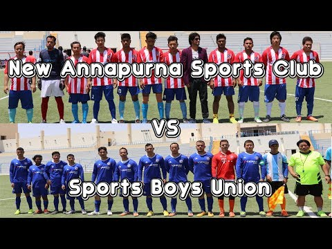 Bhum Budha 84  Nepali Football Match in Saudi Arabia  New Annapurna Sports Club Vs Sports Boys Union