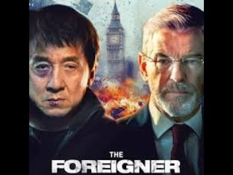 The Foreigner Trailer German