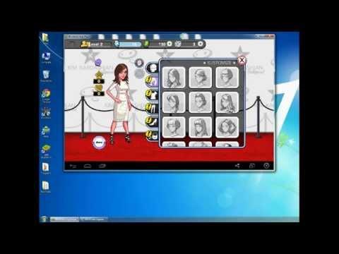 Kim Kardashian Hollywood Game for Windows PC