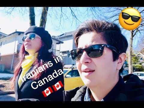 Iranians In Canada - Part 1