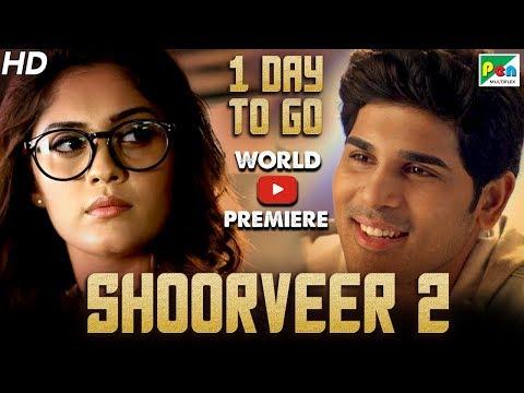 Shoorveer 2 | 1 Day To Go | Full Hindi Dubbed Movie | Okka Kshanam | Allu Sirish, Surbhi Puranik