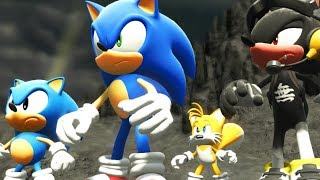 Sonic Forces - Final Boss & Ending (S Rank)