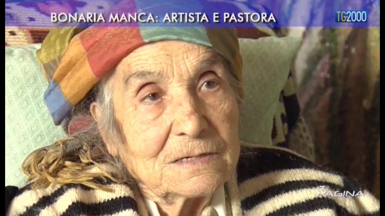 Bonaria Manca, Pastorella pittrice