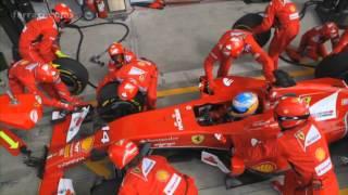 Ферари за Гран при на Бахрейн и воланите за 2014 г.
