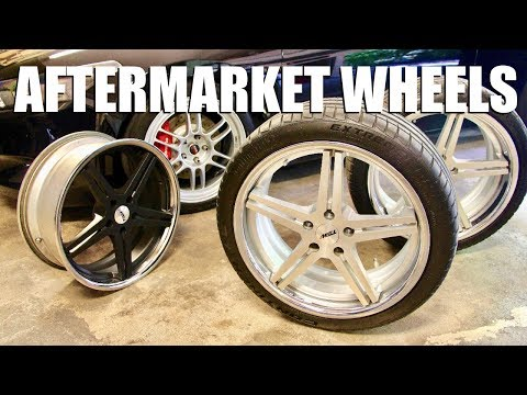 Complete Guide for Aftermarket Wheels and Tires