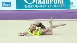 GP Moscow 2016 final - ribbon