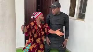 Oga landlord - Husband Material you are a fool (Nedu Wazobia Fm - Alhaji Musa)