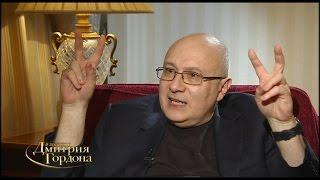 Ганапольский: Киселев мстит всей Украине за обиды, которые здесь ему нанесли