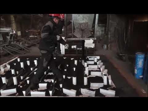 Работа в Чехии. Металлургический завод. Выпуск#6