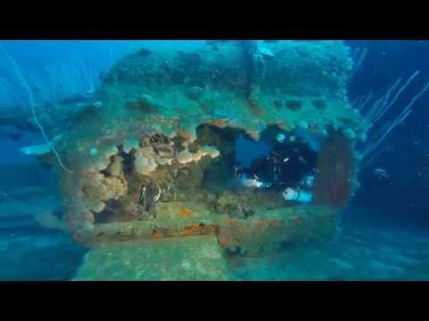 2014 Bikini GoPro Lust For Rust: USS Saratoga IJN Nagato