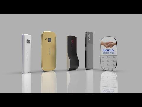Top 10 Nokia New 4G Phones  - 2021