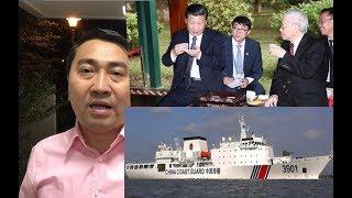 """6 Hải cảnh lùa chấp pháp VN – Chiếm Tư Chính TQ rơi """"chữ vàng"""""""