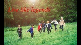 FMV BTS 방탄소년단 Live Like Legends