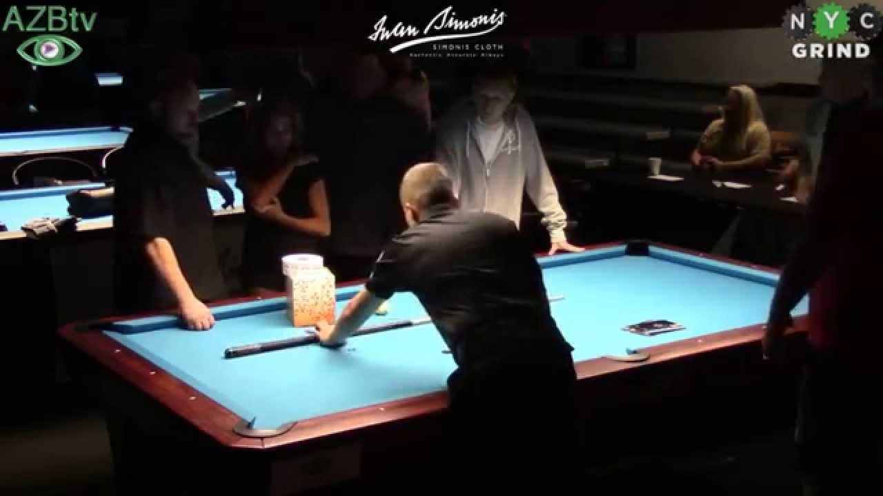 John Morra Vs Earl Strickland At The Kings Of Billiards Ball Part - King of pool table