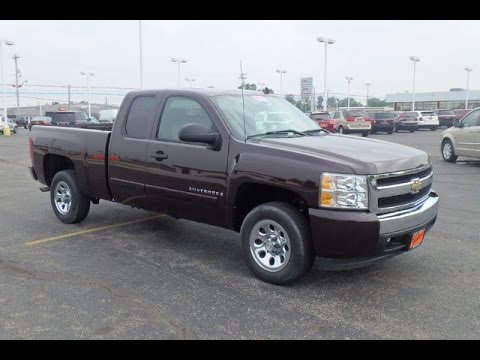 2008 chevrolet silverado 1500 work truck for sale dayton troy piqua sidney ohio 27153at youtube. Black Bedroom Furniture Sets. Home Design Ideas