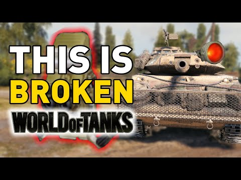 This Equipment is BROKEN in World of Tanks!