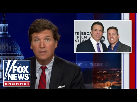 Tucker reacts to latest Cuomo scandal